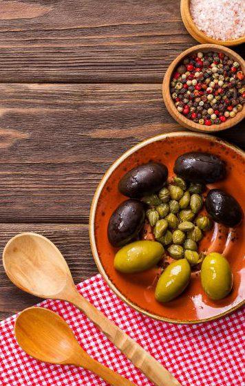 Meze greek food in athens