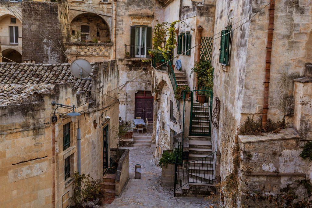 Sassi di Matera-Roadtrip-Italy