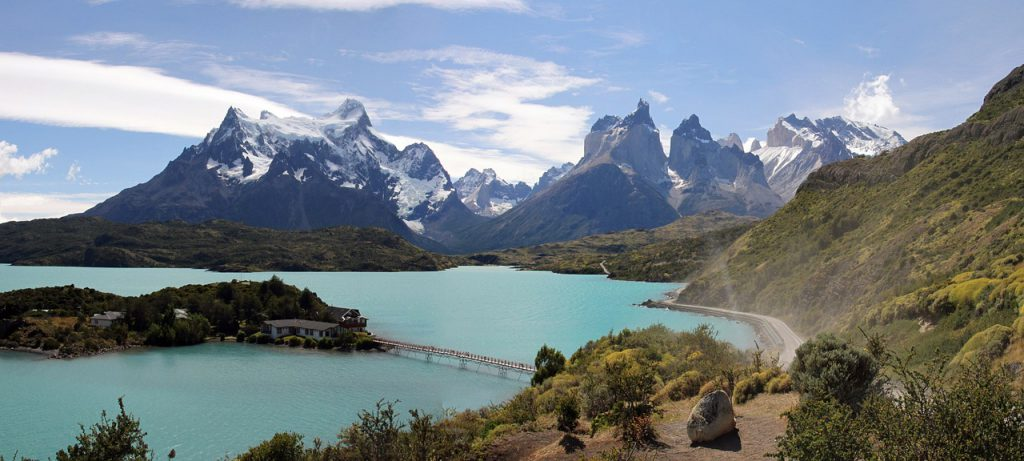 Torres del Paine highlights the natural beauty of Chile