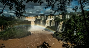 Iguacu Falls - the mighty waterfalls between Brazil and Argentina