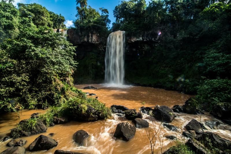 Iguacu Falls - the mighty waterfalls between Brazil and Argentina - parque nacional de iguazu