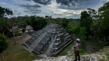 Visiting Yaxhá, an architectural beauty of the Mayan empire