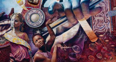 Theatre of Life mural by Meg Saligman, photo by Bryan Lathrop for PHLCVB (2)
