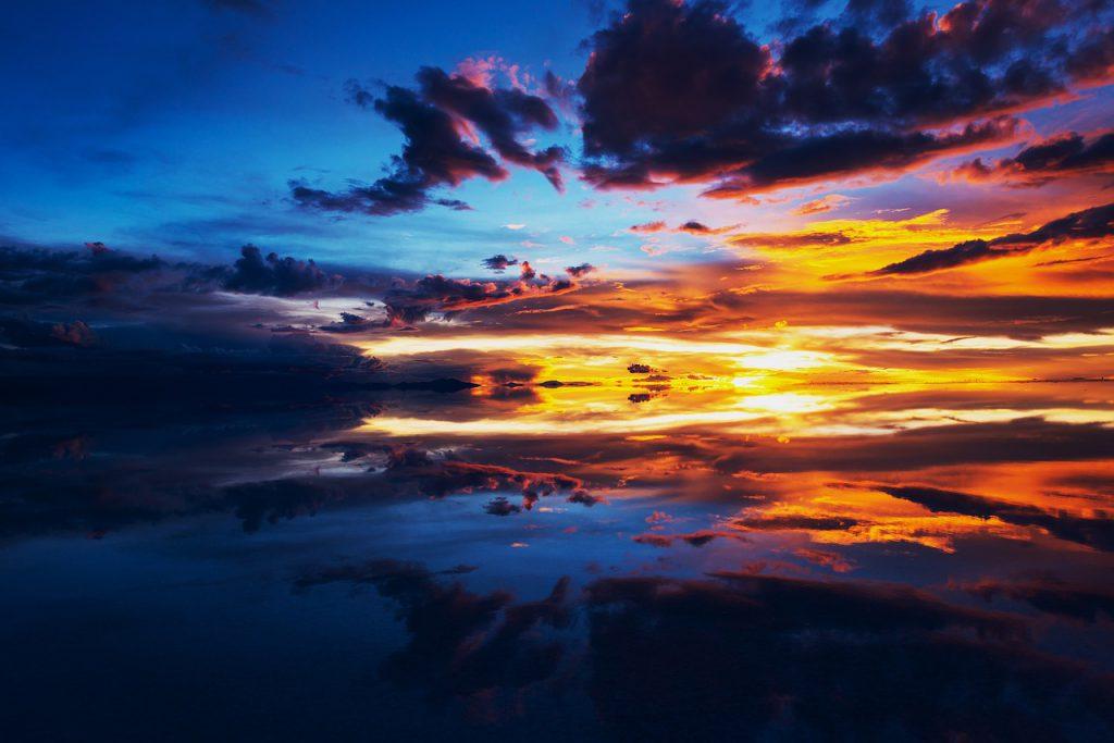 Salar de Uyuni - best places for photography lovers