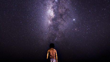 Stargazing in Jamaica - View of the milky way in Jamaica