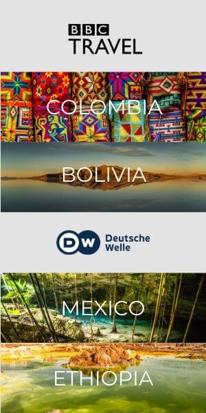 Juan Martinez BBC Travel - Deutsche Welle