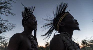 San Bushmen Botswana