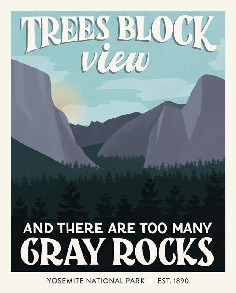 Yosemite National Park review