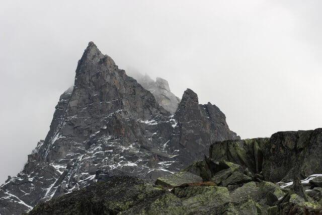 Charmonix hiking routes