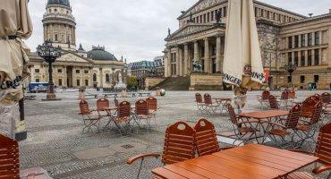 Berlin during the coronavirus