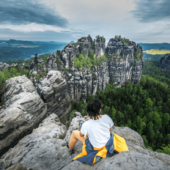 Hiking Guide to Saxon Switzerland National Park - Schrammsteine