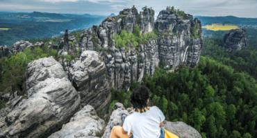 Hiking Guide to Saxon Switzerland National Park - Schrammsteine