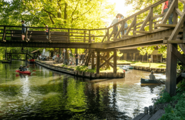 Spreewald Canals
