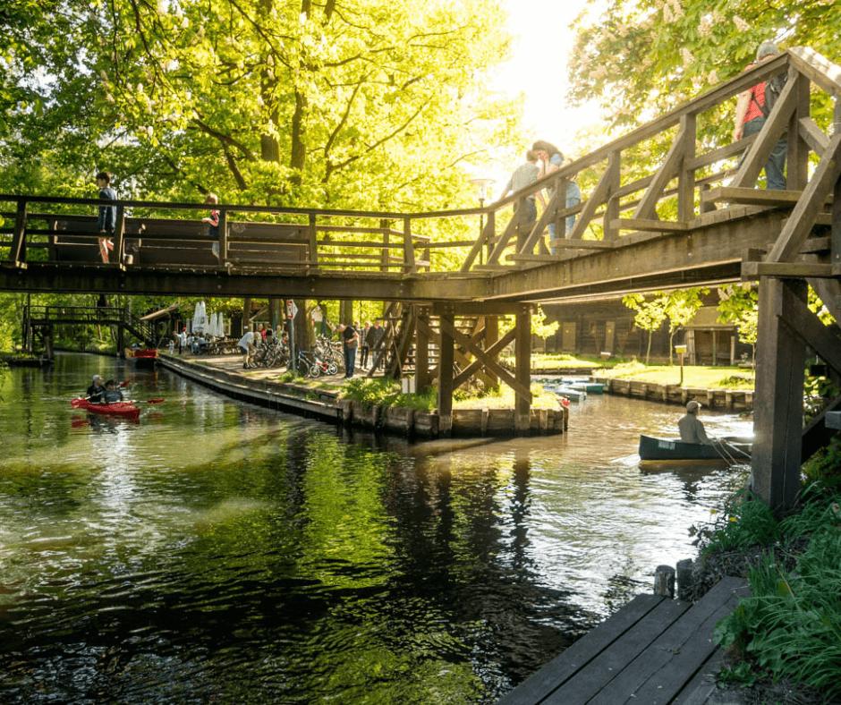 Spreewald Canals