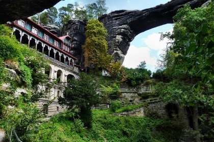 Bohemian Switzerland Hiking