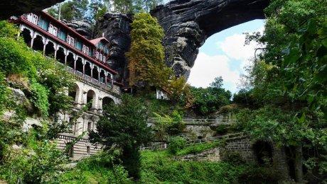 Bohemian Switzerland Hiking
