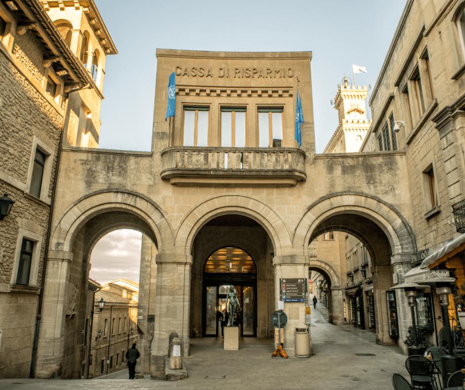 San Marino old square - Daytrip in SanMarino
