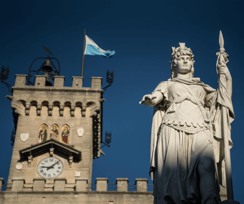 Piazza della Libertà - daytrip_sanmarino