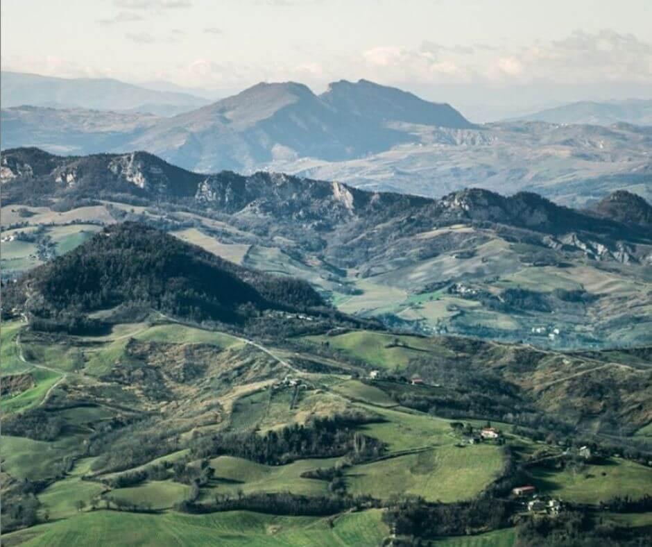 Views of San Marino-roadtrip-San-Marino- hiking-sanmarino