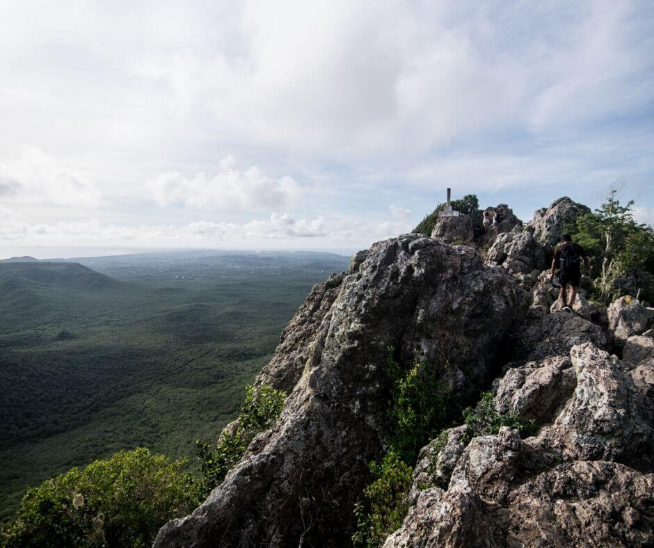 Curacao Hiking National Park