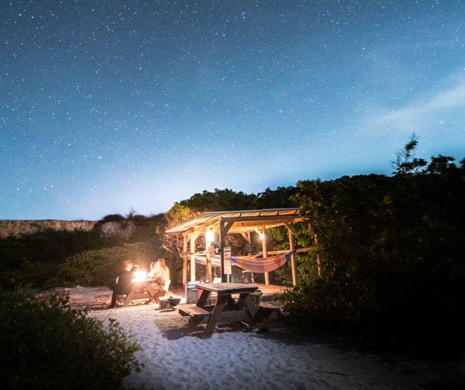 Christoffel-National Park-overnight