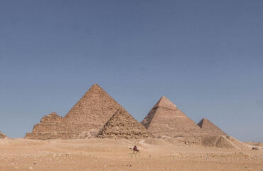 Guide for the pyramids in Giza