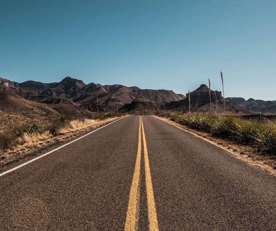 Road Trip Texas - Big Bend
