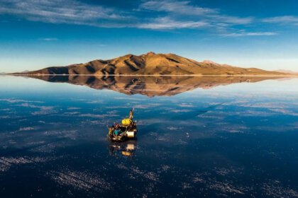 Tour Salar de Uyuni in Bolivia