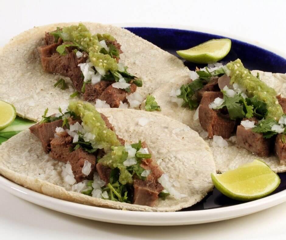 Classic Texas Tacos Mexican