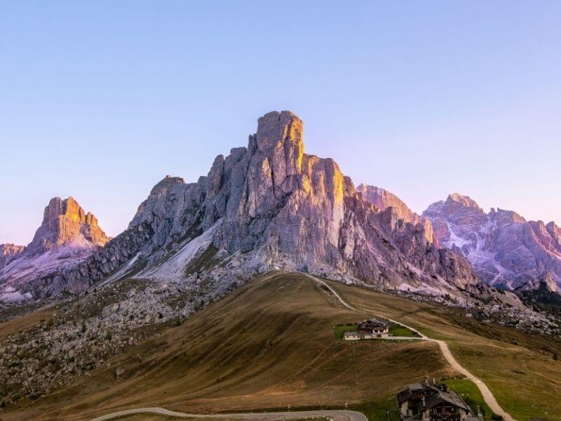 Passo Giau in Cortina - Dolomites