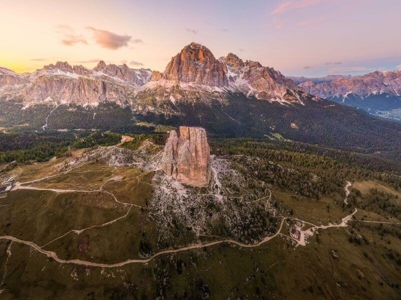 Dolomites - How to plan a road trip in the Alps