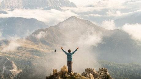 Dolomites' most adventurous hike - The Cortina Dolomiti Ultra Trekking