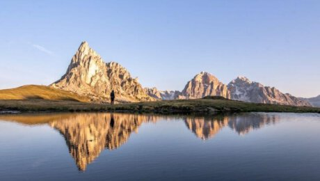 Alta Via 1 - Hiking Passo Giau - Dolomites