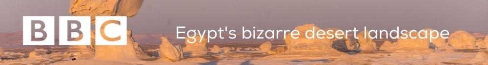 BBC Juan Martinez Egypt White Desert