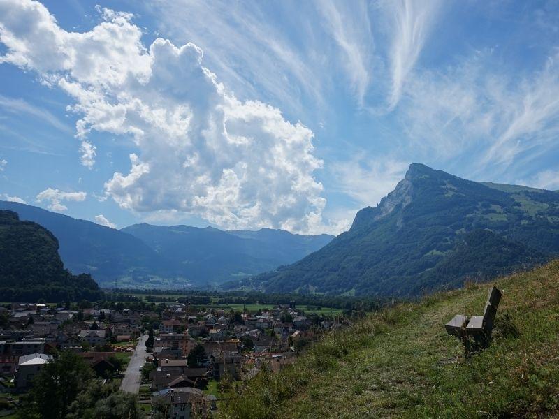 Trail Liechtenstein Hiking