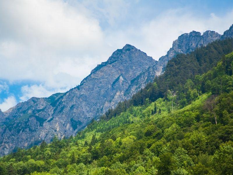 The best time to hike in Liechtenstein is between April and October