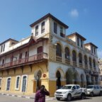 A travel guide to Djibouti City - European Quarter architecture