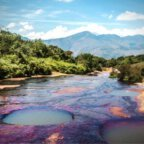 Las Gachas Colombia Santander - colorful pools