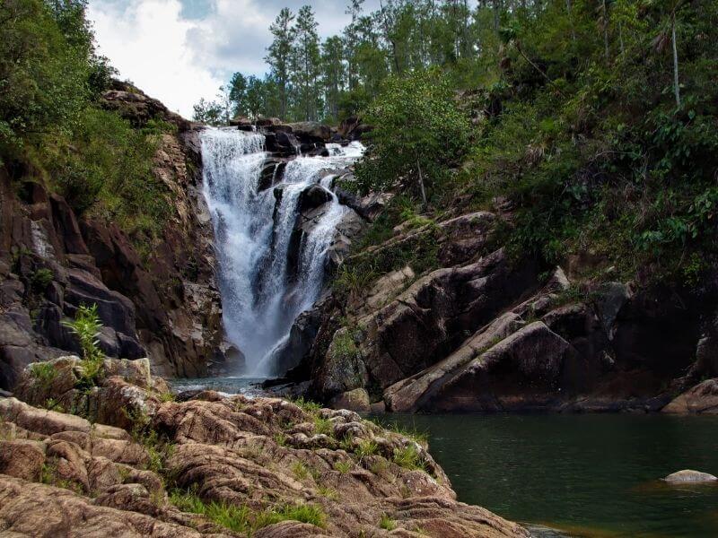 Big Rock Waterfall in Belize-most-beautiful-waterfall