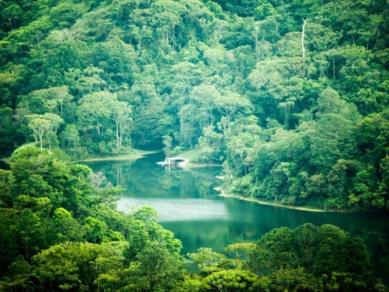 Eco-Park next to Yojoa Lake