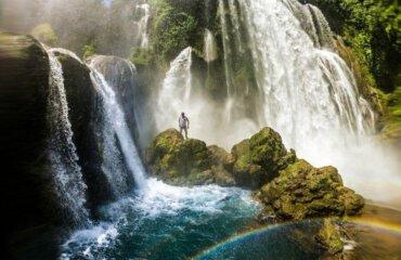 Pulhapanzak Waterfalls Honduras