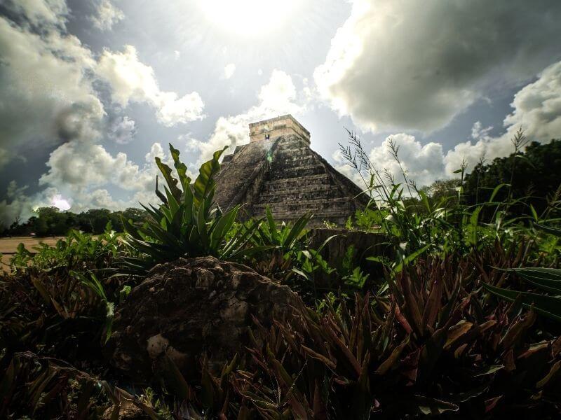 Chichen Itza in Yucatanv - Road Trip in Yucatan