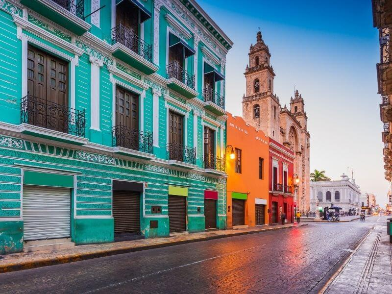 Merida is known as one of the best places to live as an expat