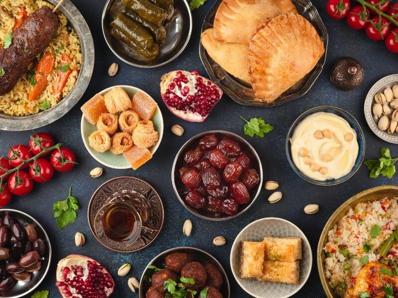 Turkish food in Berlin