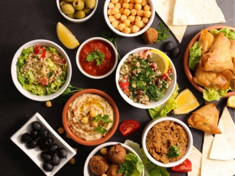 Libanese food Berlin